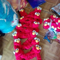 Jual Bando Tv Elmo (17-32 33-42inc) Murah