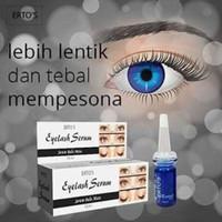 ERTOS Eyelash Serum ORIGINAL BPOM / ERTO'S Eyelash Serum