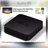 Android Tv Box Smart Tv 4k Mxq ,streaming ,media player dll