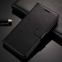 Flip Cover KULIT Xiaomi Redmi Mi5 / Pro Leather Case HP Dompet Casing