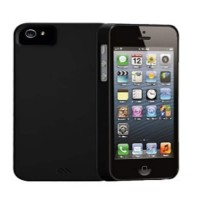 Case-Mate iPhone 5 Barely There - Black