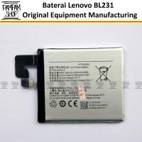 Baterai Handphone Lenovo BL231 Vibe X2 Original Batre Batrai BL 231