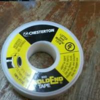 chesterton gold end tape sealtape chesterton / isolasi