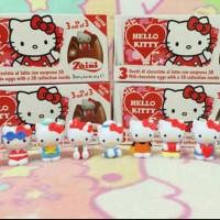 Zaini Hello Kitty Surprise Egg Chocolate Gift Cokelat Coklat Import