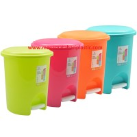 Jual Tempat Sampah Injak / Step On Dustbin Vineeta 11ltr 1166 Claris Murah