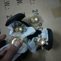 FIDGET SPINNER BESI SEGI 6 Fidget Spinner Besi Segi Enam