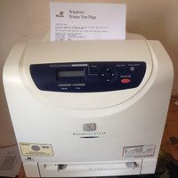 Printer Fuji Xerox Docuprint C1110 Color