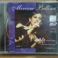 CD ORIGINAL MERIAM BELLINA VOL. 1 & 2 (PAKET)