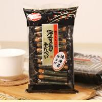 Kameda Norimaki Senbei [Kraker Beras Jepang Dengan Rumput Laut]