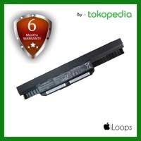 ORIGINAL GRNS 6 BLN Baterai Battery Asus X43V A32-K53 A42-K53 A43, A53