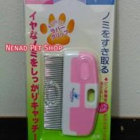 Sisir Kutu Anjing dan Kucing/Flea Comb