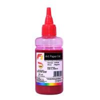 TINTA ART PAPER F1 INK FOR PRINTER EPSON - WARNA MAGENTA 100ML