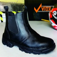 Sepatu Safety Viox 8306 Elastic Boot