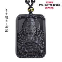 Kalung Dewa Pelindung Shio Tikus (Avalokitesvara)(EPA01)