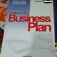 Anatomy of a Business Plan (Edisi 7) - Linda Pinson