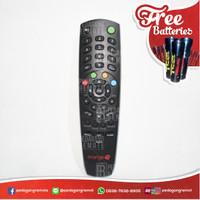 Remot/Remote Parabola Orange TV / OrangeTV Hitam Ori/Original