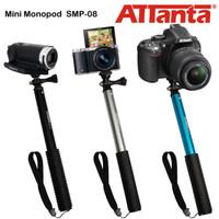 Jual Tongsis Attanta SMP 08 tongkat selfie foto video murah dan berkualitas Murah