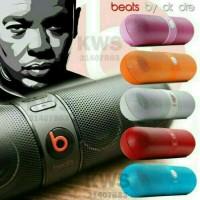 Speaker Bluetooth BEATS model pill / kapsul