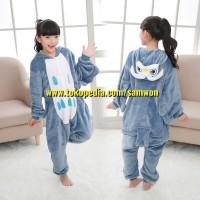 Jual Baju Tidur Anak Angry Bird Pajamas Baju Cosplay Piyama Onesie Murah