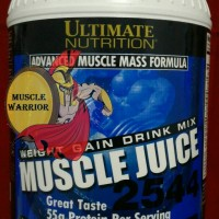 Muscle Juice 4.96 Lbs / 5 Lbs ULTIMATE NUTRITION - Susu Weight Gainer
