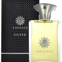 Amouage Silver For Men EDP 100ml Original
