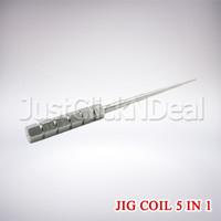 Micro Jig Coil Tool Gulung Lilit Kawat Wire Kit Master RDA RTA RDTA