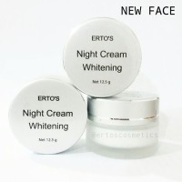[NIGHT] ERTOS NIGHT CREAM WHITENING