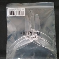 HQ Propeller Set 5x4.3x3 (Clear)