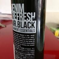 Mr. Black Essential Denim Refresh
