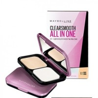Maybelline Clear Smooth All-In-One UV Lightening Oil-Control Two Way C