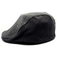 Jual Kalibre Topi Hat Newsboy Flat Cap Abu Beludru 991130-01 Diskon Murah