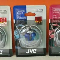 JVC EARPHONE HA-F10C