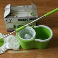 Alat Pel Lantai Magic Mop