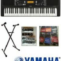 Keyboard Yamaha PSR E 363 + stand + tas + cover