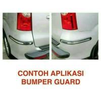 Bumper Guard Mobil Slim & Luxury Universal Ertiga