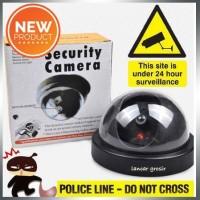 Dummy CCTV Palsu / Fake CCTV / Replika + Infrared