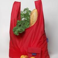 Baggu Bag (Tas Belanja Modis Lipat Kantong) 40x56 - Sisa Export