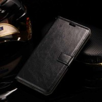 Asus Zenfone Selfie ZD551KL Dompet Kulit HP Wallet Flip Cover Leather