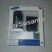 Charger Samsung 1A for S3 / Mini, Core, Note 1 Kualitas Original 100%