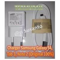 Charger Samsung Galaxy S4 Tab 3 Note 2, 5V/2A (Kualitas Original 100%)