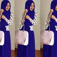 Jual Sherreen Set baju muslim gamis remaja shireen set shiren bagus, murah Murah