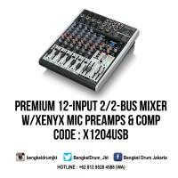 Behringer Analog Mixer XENYX X1204USB