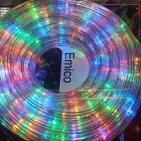 Jual Lampu LED Hias SELANG Outdor 10 M warna-Warni Eksterior Natal taman Murah