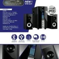 PROMO SPEAKER SONICGEAR / SONIC GEAR EVO 5 BTMI (BLUETOOTH)!