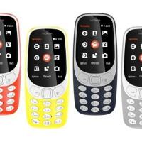 """Nokia 3310 (2017) - 2.4"""" TFT LCD, 2MP Camera"""