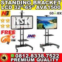 Standing Breket / Bracket TV LCD LED, NB North Bayou AVF-1500-50-1P