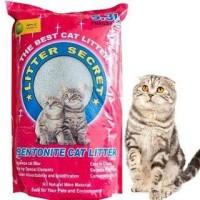Pasir Kucing Wangi Litter secret 5.3L
