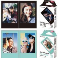 Dijual Refill Fujifilm Instax Mini Black Atau Sky Blue - I Berkualitas