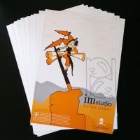 EIEM Manuscript Paper B4 / manga paper / kertas komik / kertas gambar