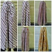 Batik Celana Rok Kulot Wanita Kerja Kantor Ika Fashion Tanah Abang